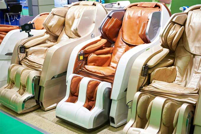 Help of Massage Chair