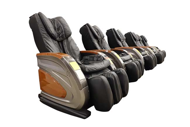 can massage chairs hurt your back