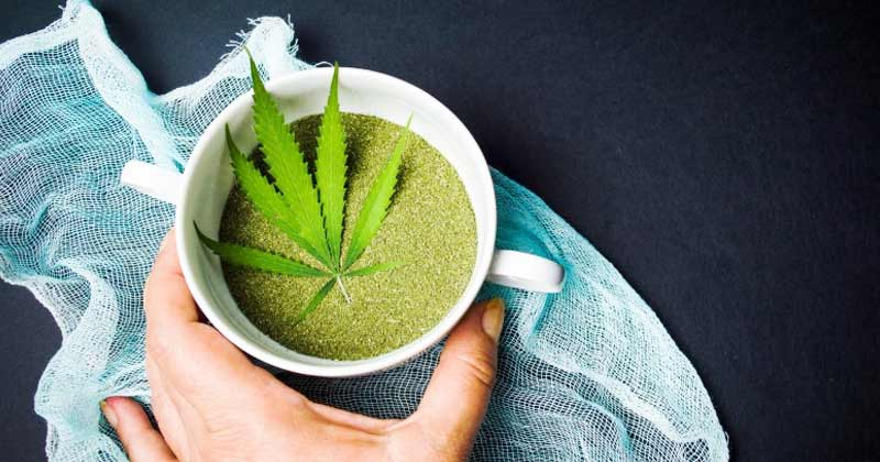 Are there any positive effects of taking cannabis