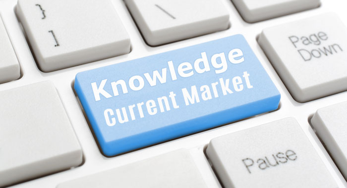 Great knowledge regarding current market