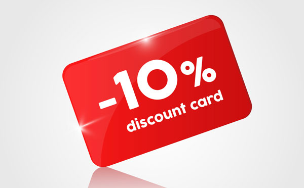 Get Discounted Cards