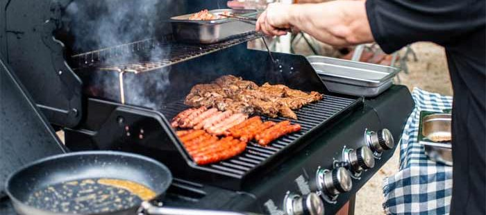 How do Gas Grills Work
