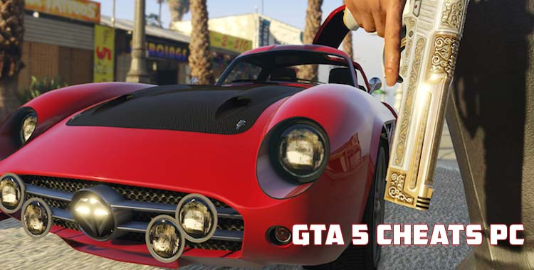 How to Enter Gta 5 Cheats Pc