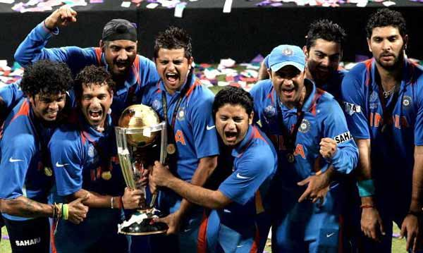 india cricket team 2011 Cricket World Cup