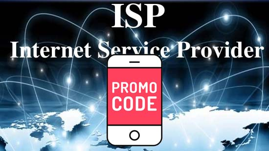 Steps to Apply The Promotion Code To Book ISP Services