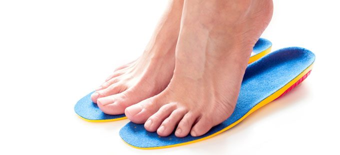 Where And How Should You Place Metatarsal Pads?