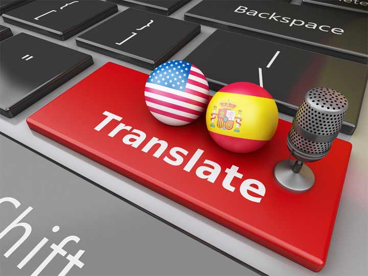 what is English translation