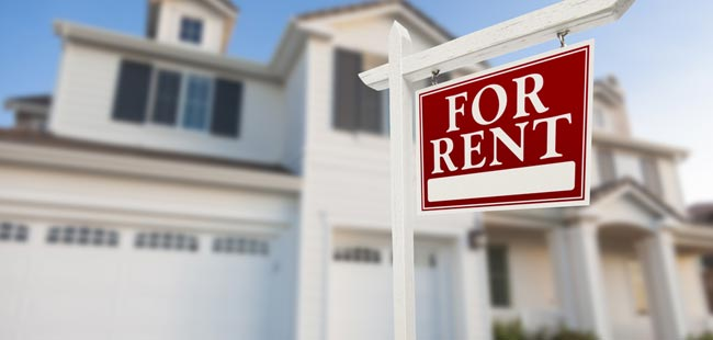 How Do You Go About Renting A House To Someone