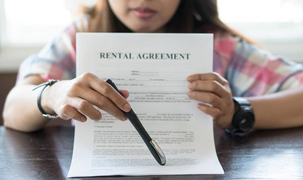 Terms Of Renting