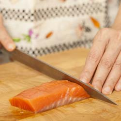 how to make Japanese kitchen knives