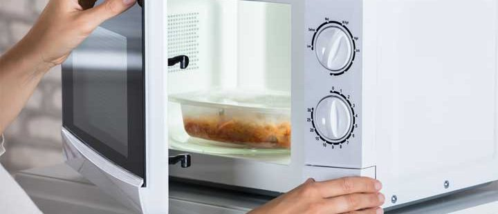 how to use a microwave oven