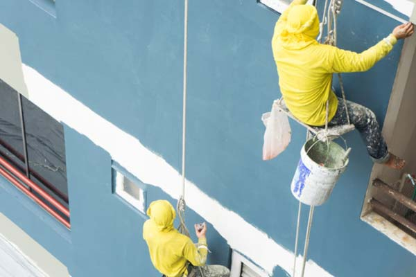 Benefits Of Commercial Painting Services