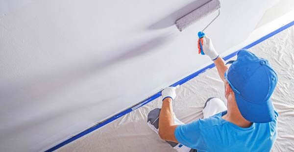 what is commercial painting