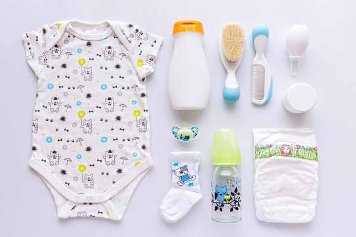what items a newborn baby needs