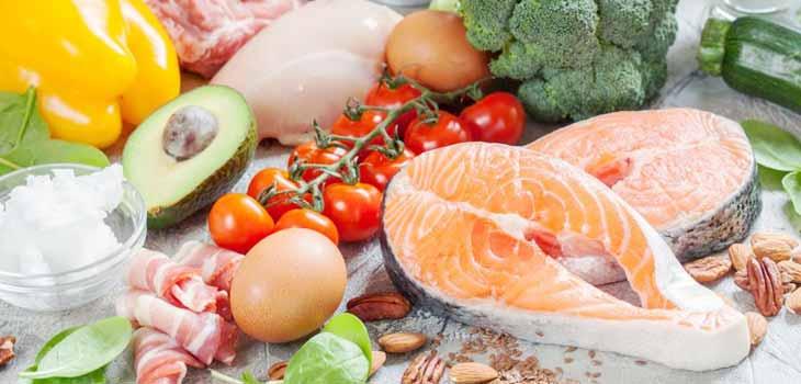 What is the keto diet menu