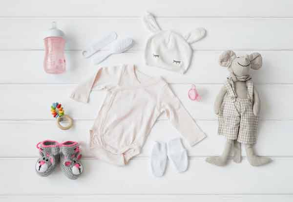 Essential things for a newborn