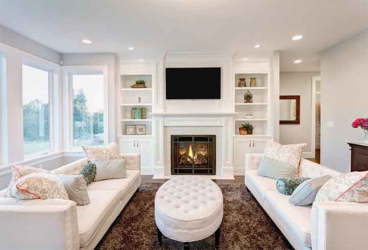 How can I Light my Living Room Without a Ceiling Light