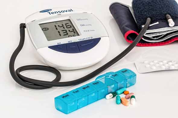 Tips for checking your own blood pressure