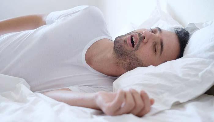 Change In Sleeping Position