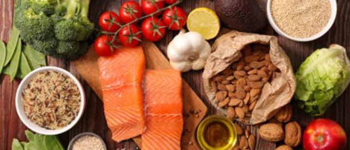 Healthy Diet Food for Fatty Liver