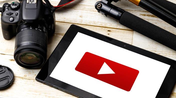 YouTube program