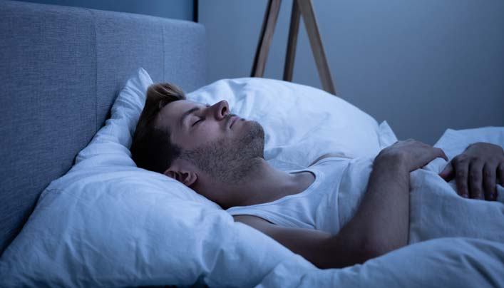 Home Snoring prevention, try these other ways to get a nice night's sleep