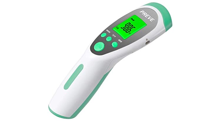 How Does A No-Touch Thermometer Work