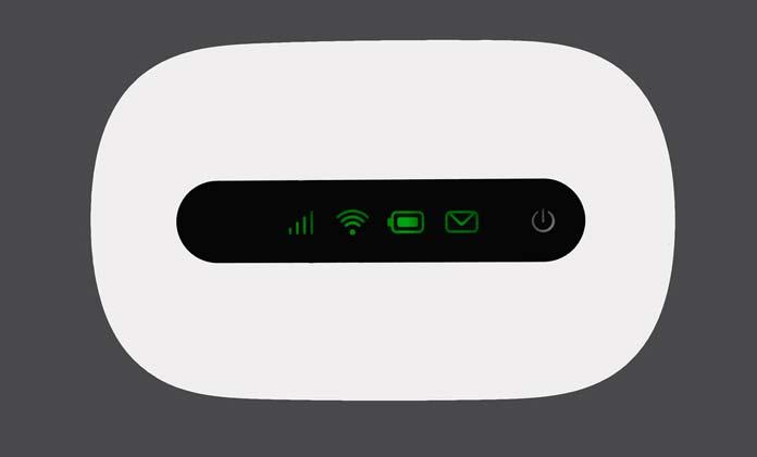 Pocket wifi work