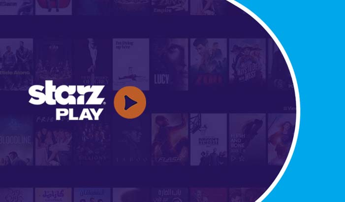 Starz To Play On The Samsung TV