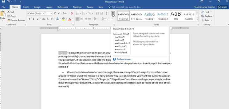 Process of Download and Install Microsoft Word