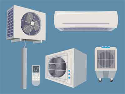 Understanding the cooling effect of air
