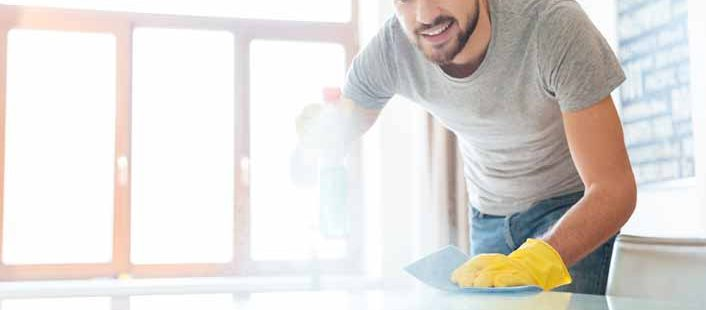 How to Make Cleaning Your Apartment Awesome?