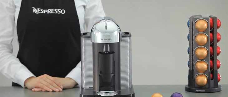 How to use a Nespresso Coffee Maker