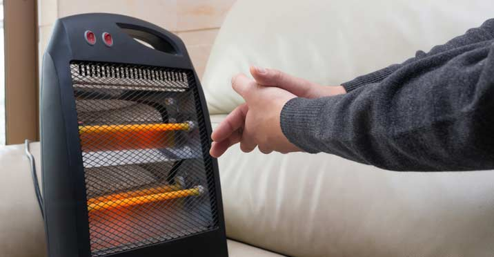Can I Use Room Heater All Night