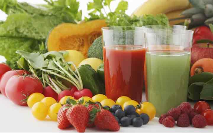 Detoxify Your Body and Rejuvenate by JUICE THERAPY