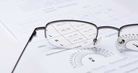 What Are The Tests for Reading Glasses