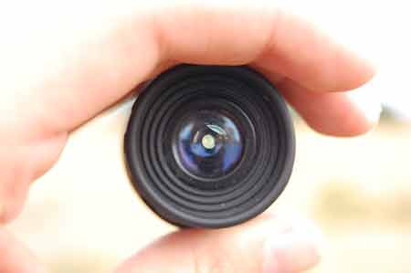 What I look for in a monocular