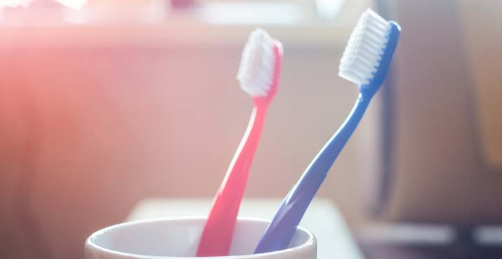 When to Change Toothbrush After Strep