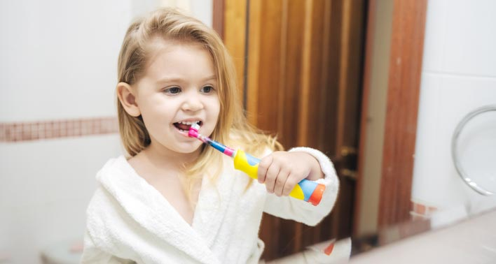Maintenance Guide for an Electric Toothbrush