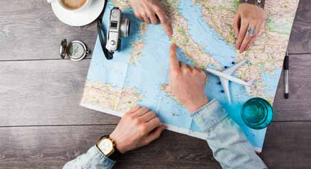 Do the Family Sabbatical Travel Planning