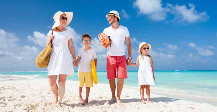 Family Sabbatical Vacation