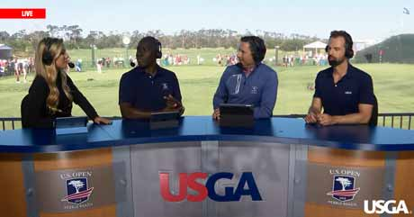 The US Open Golf Live Stream from Germany