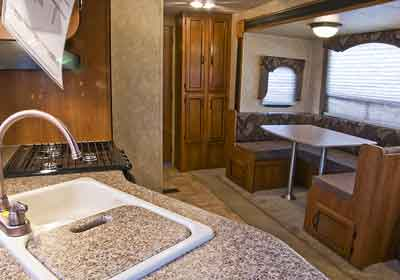 How Each Material Affects the Look And Feel of Your RV's Interior?
