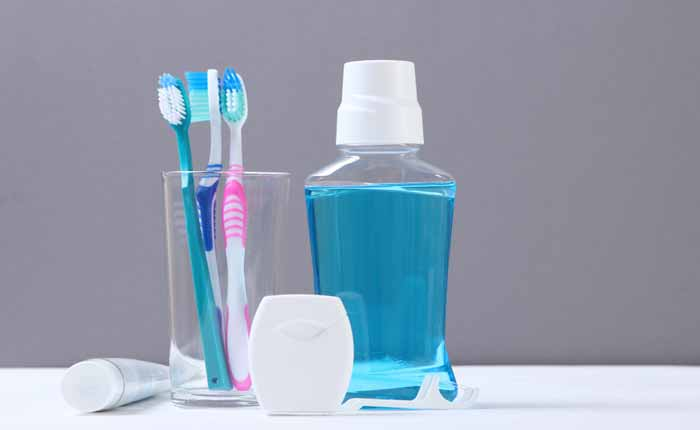 Way to Sterilize a Toothbrush
